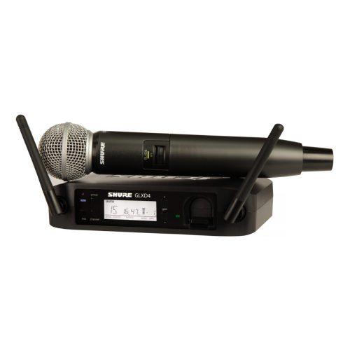 Radiomicrofoni a Gelato