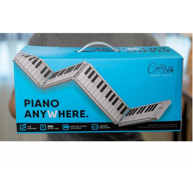 folding piano 88 4